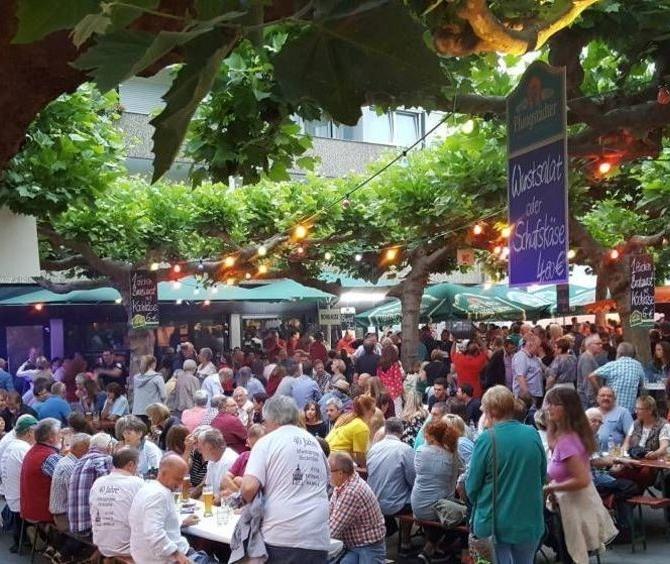 Heckenfest 2017
